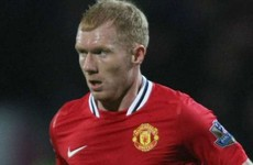 Man United and Zlatan? Scholes would rather watch Salford City