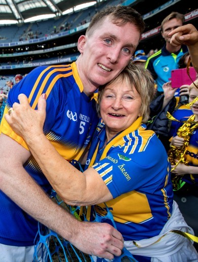 From Munster football breakthrough to All-Ireland senior hurling champion