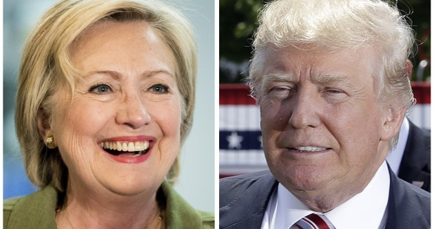 Clinton is leading Trump in some traditional Republican strongholds, according to a huge 50-state poll
