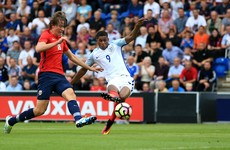 Impressive Rashford bags hat-trick for England U21s with Allardyce watching on