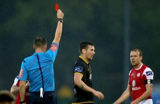 Dundalk edge past 10-man Sligo to go 7 points clear of Cork