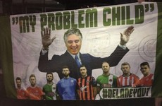 'How can the FAI have jurisdiction in Serbia?' Fan quizzed over anti-Delaney flag