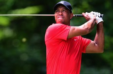 He's (nearly) back! Tiger Woods targets October return after long injury layoff
