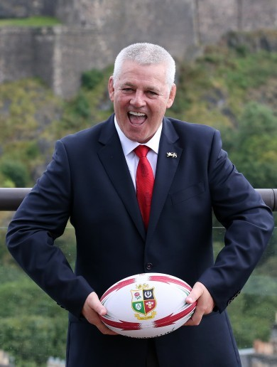 We'll Leave It There So: Gatland to lead the Lions, Tiger's comeback and all today's sport
