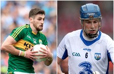 Kerry and Waterford players claim GAA player of the month awards for August
