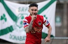 Maguire hits a hat-trick for City as Rovers suffer their heaviest FAI Cup defeat