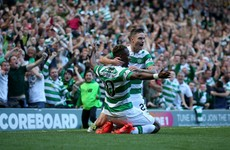 Dembele bags first Celtic hat-trick in the Glasgow derby