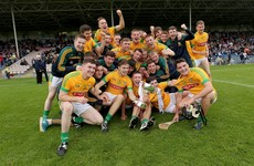 Meath make up for last year's heartbreaking loss to claim Under-21 B hurling championship