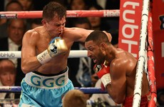 Golovkin praises Brook's corner for 'smart' decision to throw in the towel