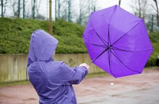 Wind warning in place for six counties