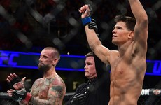 McGregor praises CM Punk but Dana says a second chance in the UFC is unlikely