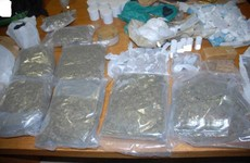 Gardaí have seized cannabis herb worth €90,000 in Kildare