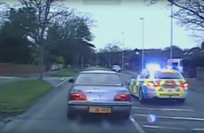 Man jailed for 15 months after 50-minute car chase during rush hour