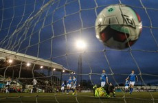 Dundalk extend league lead with comfortable victory against Finn Harps