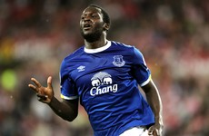 What goal drought? Lukaku's quick-fire hat-trick sees Everton cruise to win