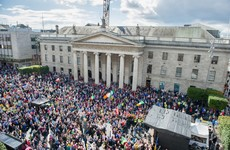 """Tens of thousands"" expected to protest water charges (and the government's Apple decision)"