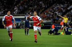 Two sent off as Arsenal grab a draw with wasteful PSG