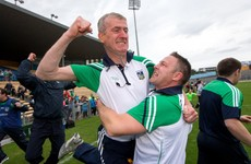 New Limerick hurling boss: It will be a major challenge and things won't happen overnight