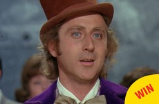 There's a joint outdoor screening of Willy Wonka and the All-Ireland in Dublin this Sunday