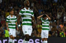 Celtic's Barcelona thrashing 'bitterly disappointing' for Rodgers