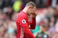 Wayne Rooney is not in Man United's squad to face Feyenoord tomorrow