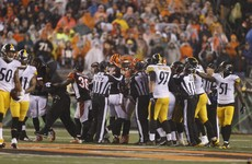 Divisional rivalry dominates week 2 of the NFL