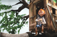 A Galway-based company is making Ireland's first ever stop-motion feature film
