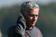 Man United don't want to be in the Europa League but they'll try to win it, insists Mourinho