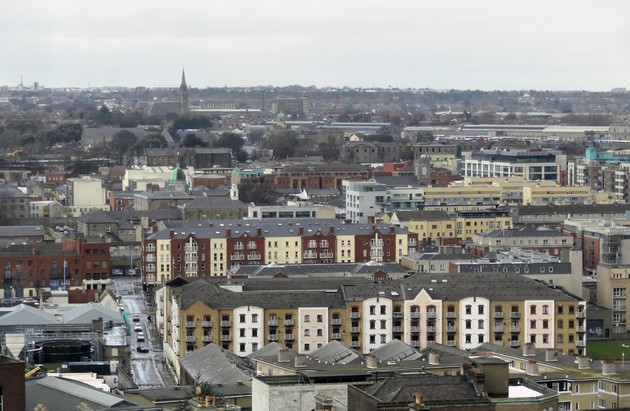 Dublin rents have bypassed the Celtic Tiger peak and reached an all-time high