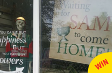 A florist in Mayo is excellently poking fun at the county's All Ireland 'curse'