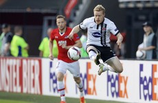 As it happened: AZ Alkmaar v Dundalk, Europa League