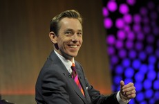 "Ryan Tubridy was ok to say ""bejaysus"" on the Late Late Show"