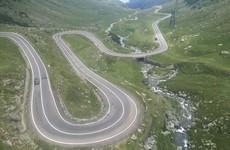 My best road trip: the Transfăgărășan Highway in Romania