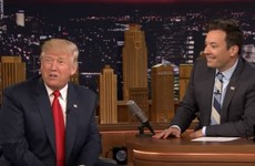 People are absolutely slating Jimmy Fallon for his soft interview with Donald Trump