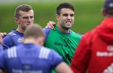 Murray's return a boost with Munster eager to rebound from Cork defeat