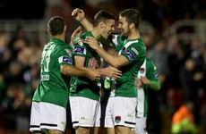 Dundalk's lead cut as Cork earn convincing win over Hoops