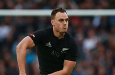 All Blacks crush Springboks in six-try rout