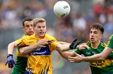 Podge Collins rules out dual-role with Clare in 2017