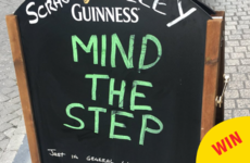 This pub in Carlow has taken the most Irish approach to safety
