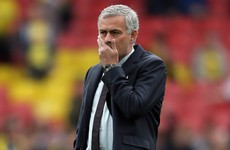 Third straight defeat for Man Utd as Watford secure deserved win