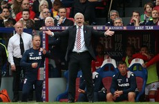 Pressure grows on Mark Hughes as Palace heap misery on