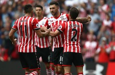 Charlie Austin inspires Southampton to first Premier League win