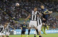 Inter stun Juventus, Joe Hart keeps clean sheet on home debut