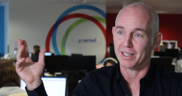 We asked Ray D'Arcy about criticism of his Eighth Amendment coverage