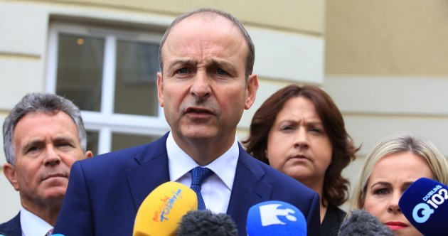 Fianna Fáil won't back Sinn Féin's motion to scrap water charges despite... wanting to scrap water charges