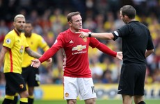 After another abysmal performance, it's about time Wayne Rooney was dropped