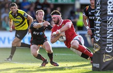 Stunning finishes, intercepts and Sweetnam's blushes saved, it's Pro12 highlights time
