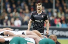 Chris Ashton charged for allegedly biting Northampton's Alex Waller - twice!