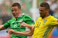 Everton's James McCarthy and Darron Gibson doubtful for Ireland's upcoming qualifiers