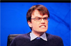 Monkman, the lad with no inside voice, was the hero of tonight's University Challenge